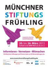 MünchnerStiftungsFrühling   20.-26. März